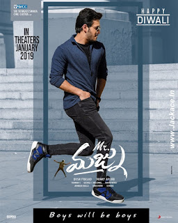 Mr. Majnu First Look Poster 2