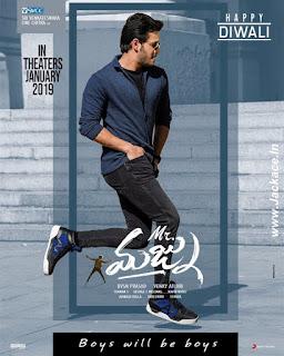 Mr. Majnu First Look Poster 4