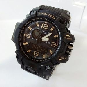 jam tangan olah raga yang keren elegant anti air original ori