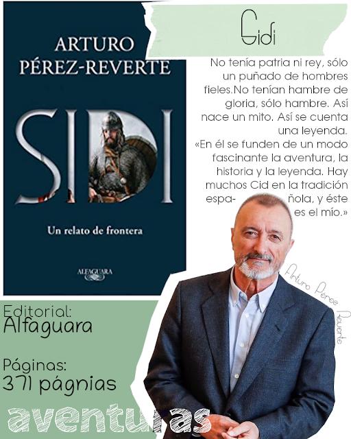 Sidi - Arturo Pérez Reverte