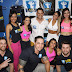 Vivi Sanches agita Evento Fitness