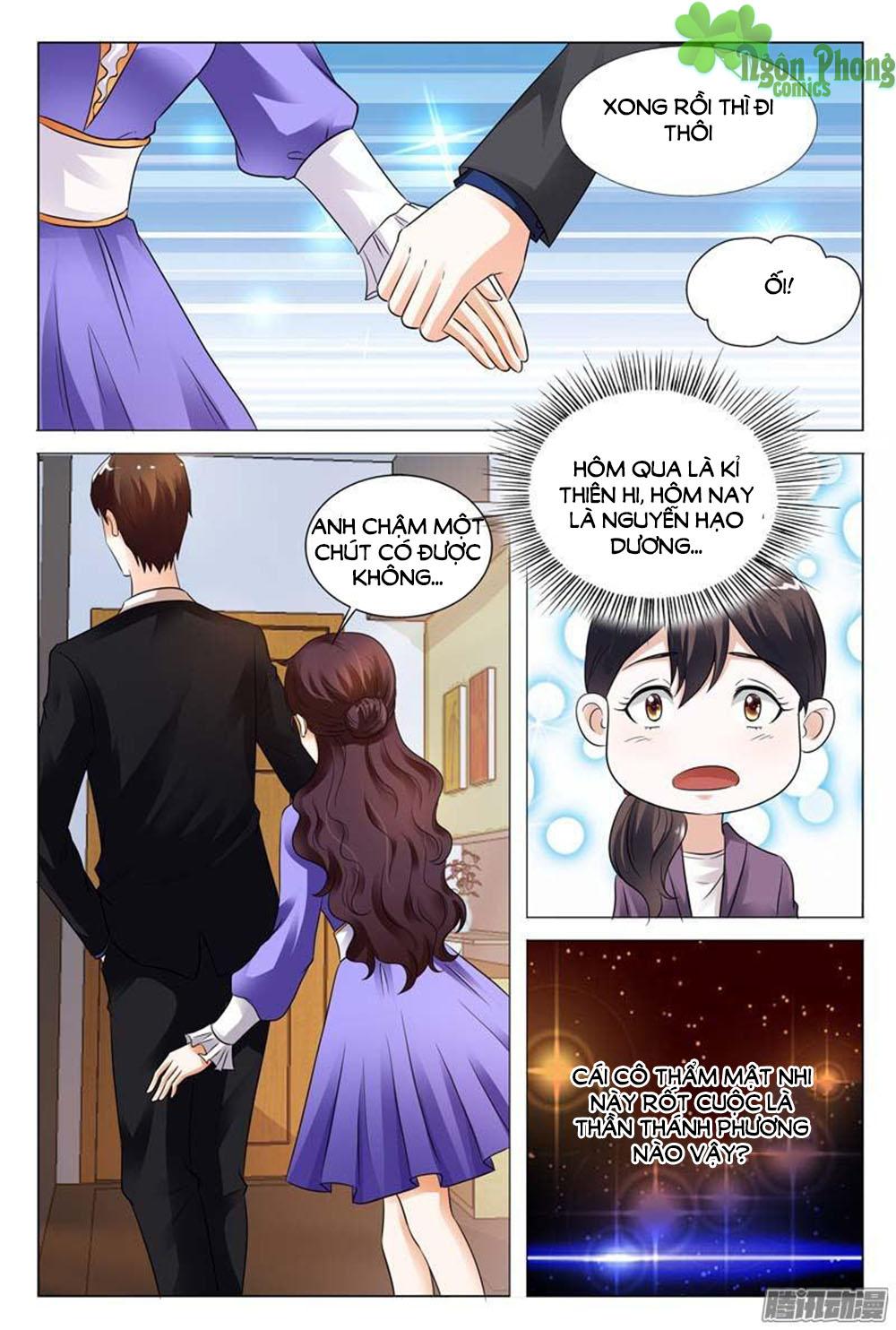 Hào Môn Tiểu Lão Bà Chap 103 - Trang 11