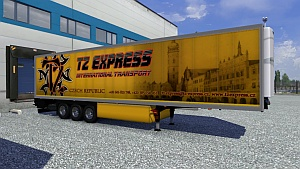 TZ Express Trailer Pack mod by RommiTZ