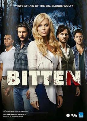 Bitten (TV Series) S01 DVD R1 NTSC Latino