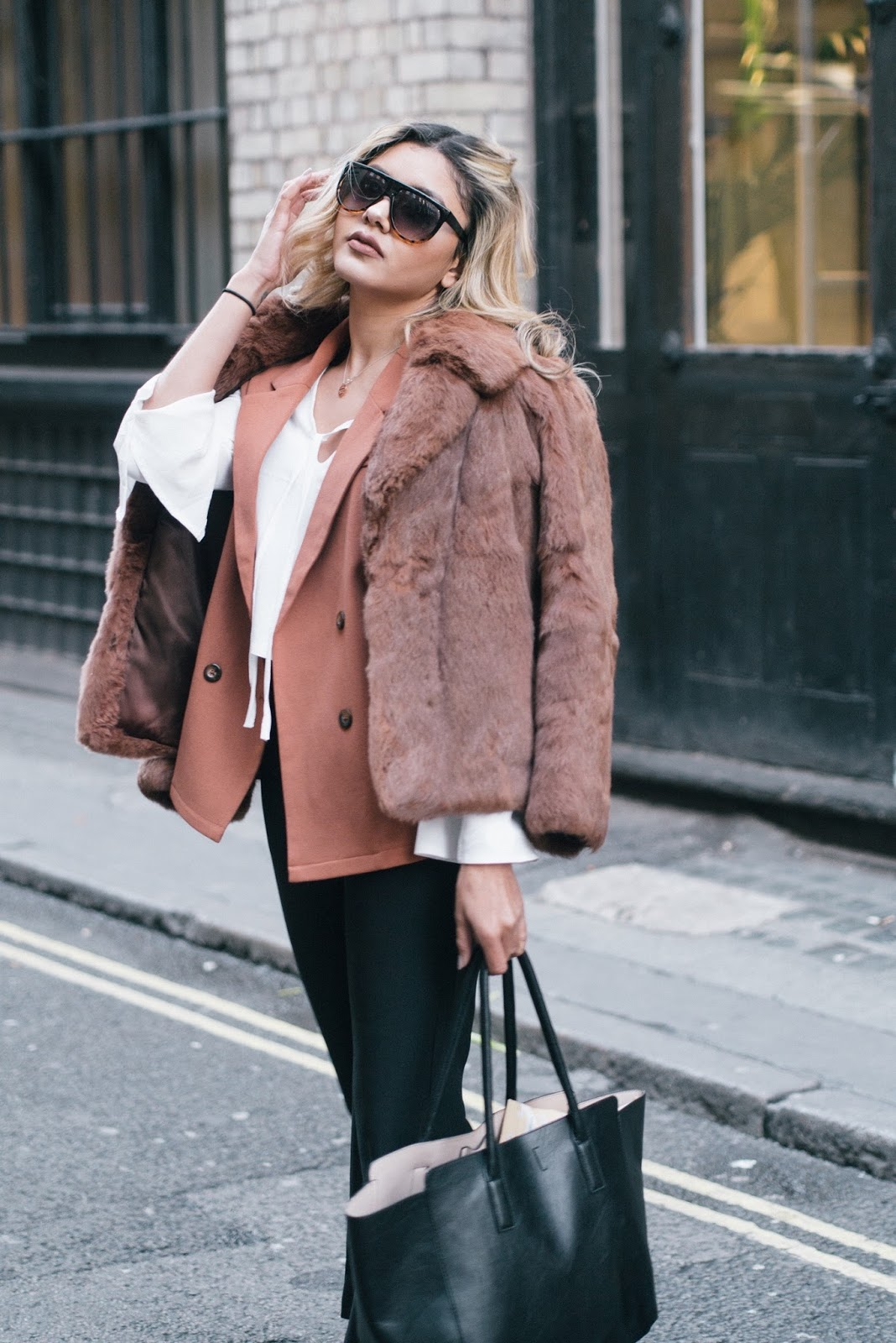 What I Wore To LFW
