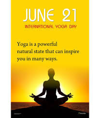 International Yoga Day Is Used To Celebrate Make The People Get Them Every Kind Of Knowledge And Information About Facts Effects On