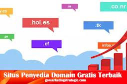 29 Situs Penyedia Domain Gratis Terbaik Terbaru