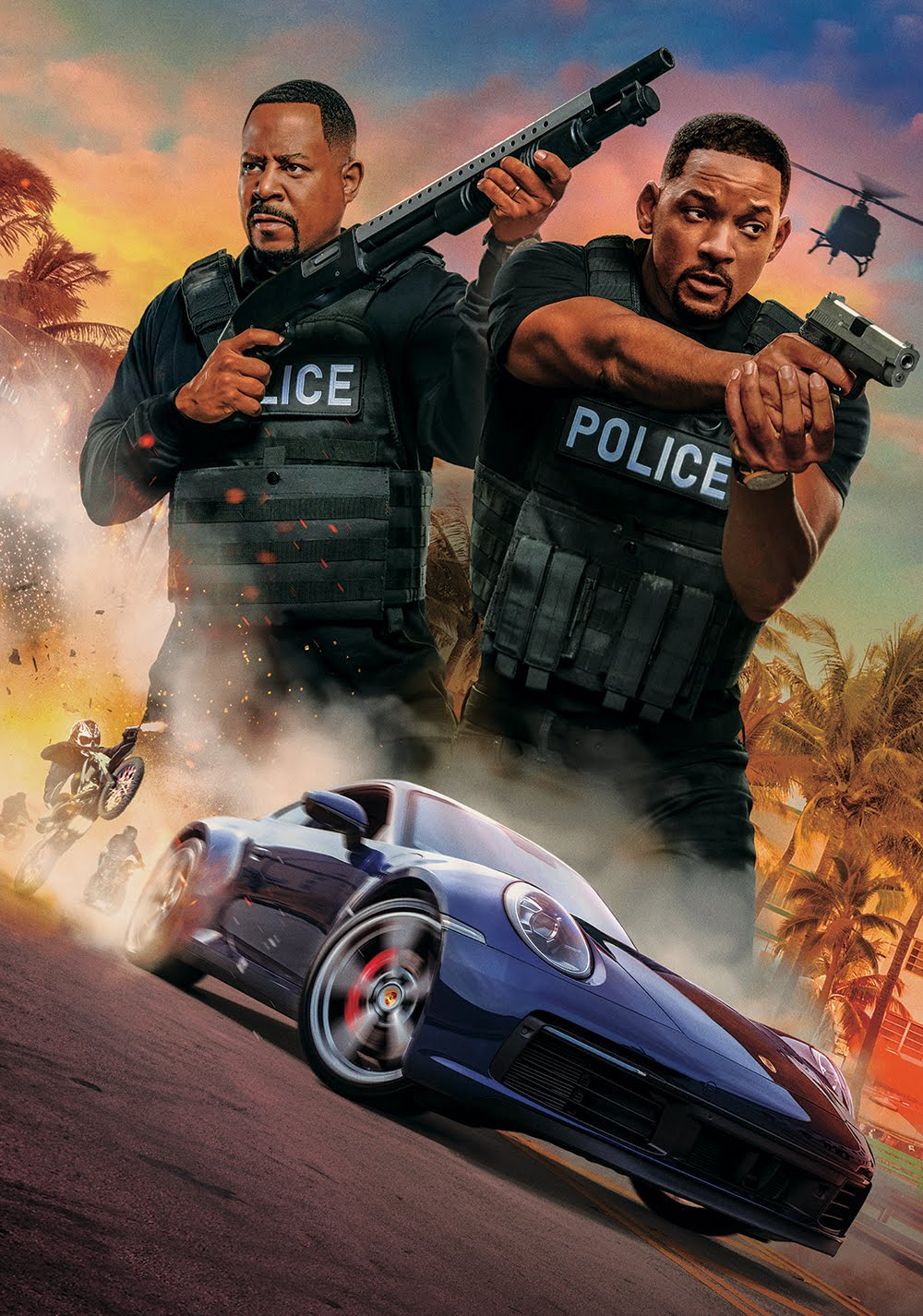 Bad Boys for Life 2020 Hindi Dual Audio 450MB BluRay 480p ESubs