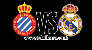 ريال مدريد واسبانيول بث مباشر