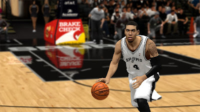 NBA 2K13 Danny Green Cyberface Patches