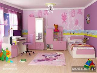 Modern Children's Rooms 60