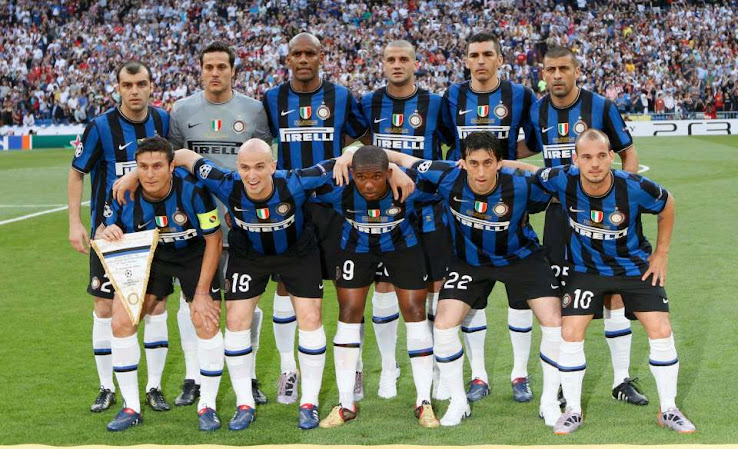 new style fa4b0 83d5d Here Are Our Top 5 Nike Inter Milan Home Kits - Footy Headlines