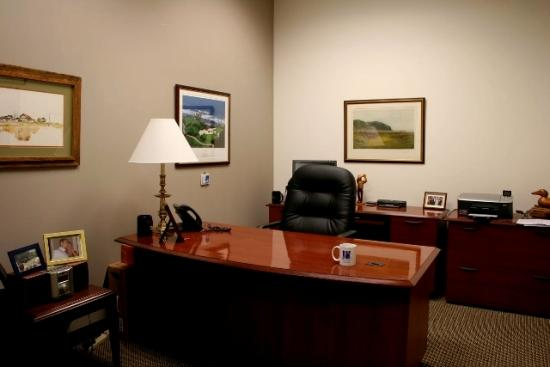Interior Office Room Design