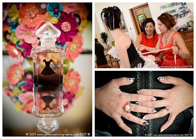 habillage de la mariée photo, photos ongles manucure thème musique