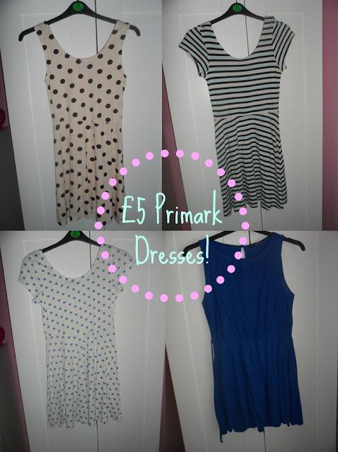 £5 Primark Dresses!