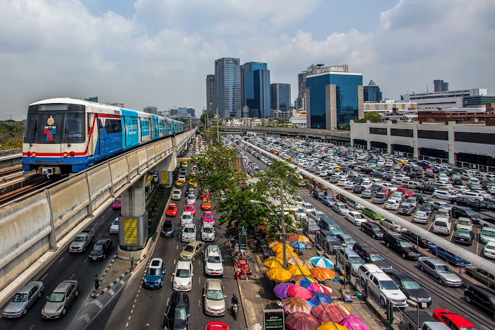 Thailand PM considers moving capital as Bangkok congestion takes toll — Satang.info