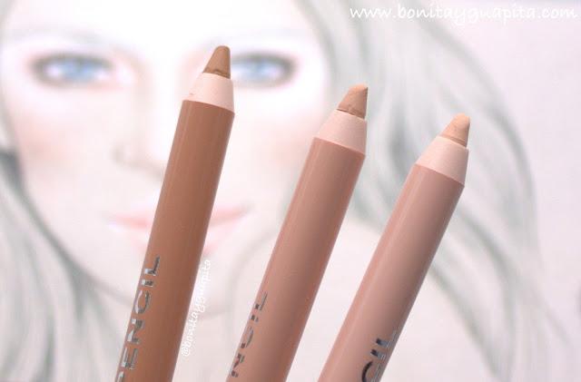 Magic pencil nabla light nude