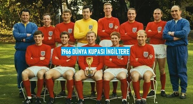 Dünya Kupası'nın Geçmişten Günümüze Kadar Olan Tarihçesi 1966 İngiltere - Kurgu Gücü