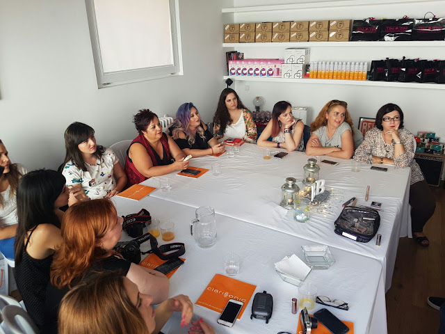 6º Beauty Breakfast Madrid belleza evento clarisonic urban decay