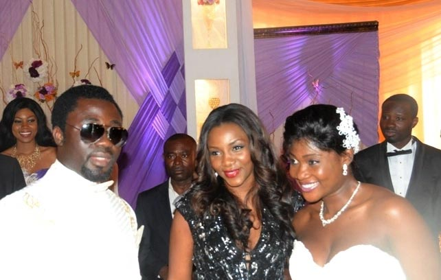I was afraid of meeting Genevieve Nnaji for the first time - Mercy Johnson