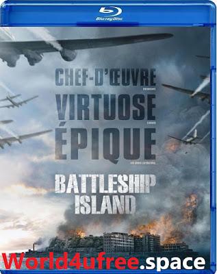 The Battleship Island 2017 Dual Audio BRRip 480p 400Mb x264