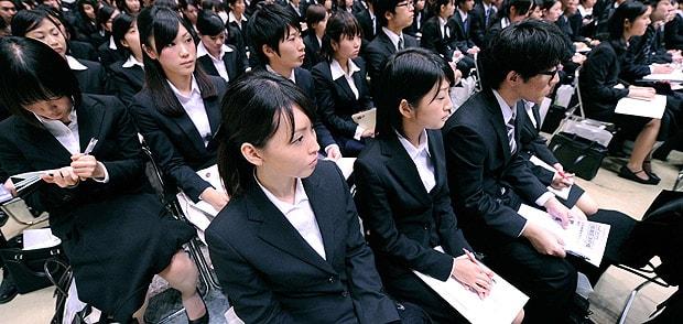 Vida escolar en Japón y estudiantes japoneses