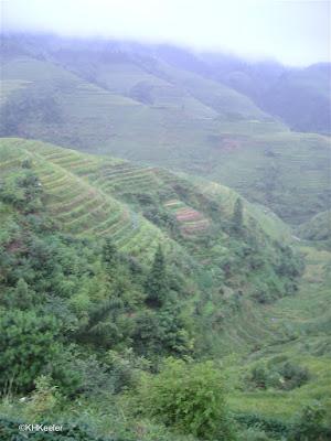 landscape, southern China