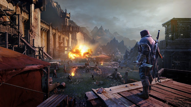 Middle Earth Shadow of Mordor Game of The Year Edition Photo