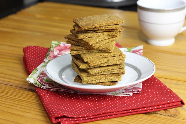 Biscoito Cream Cracker Low Carb
