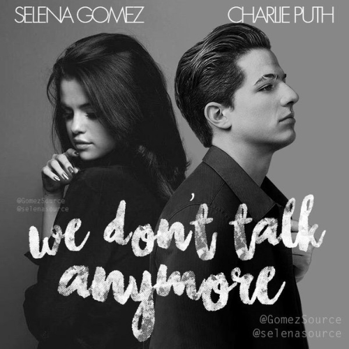 Charlie Puth - We Don't Talk Anymore  versuri in engleza si romana