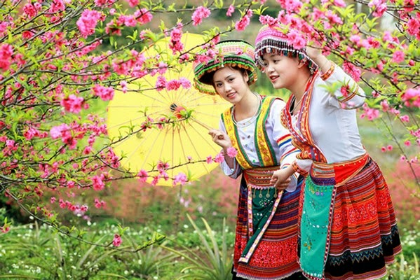 The Great Tourist Destinations in Vietnam in January, 2016