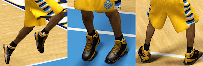 NBA 2K13 Adidas 'Crazy Fast' Shoes NBA2K Mods