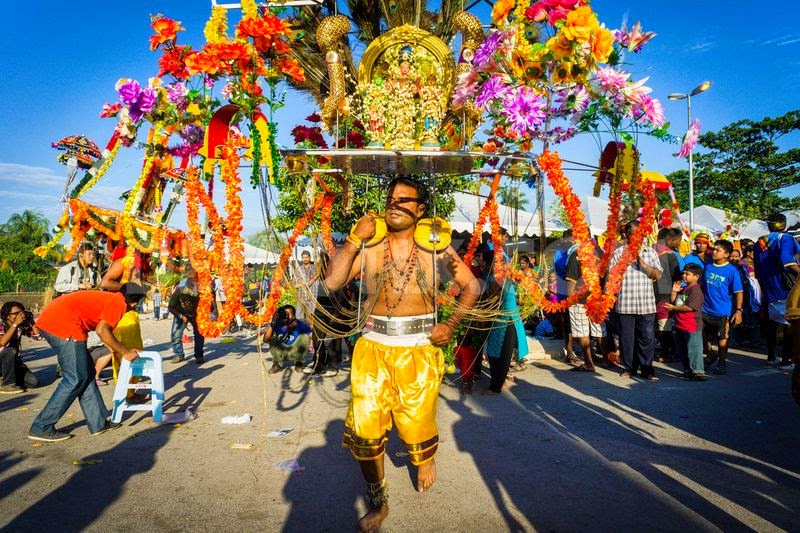 Unique Festivals in the World: Thaipusam Festival, Malaysia