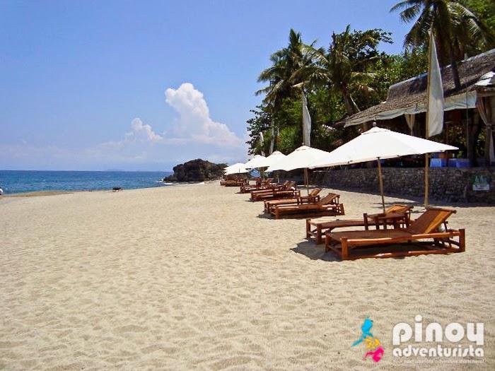 Beach Bumming at Laiya Beach in San Juan, Batangas | Pinoy ...