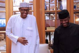 Buhari laugh