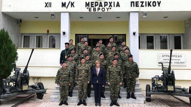 Η ΥΦΕΘΑ Μαρία Κόλλια - Τσαρουχά σε Ξάνθη και Αλεξανδρούπολη