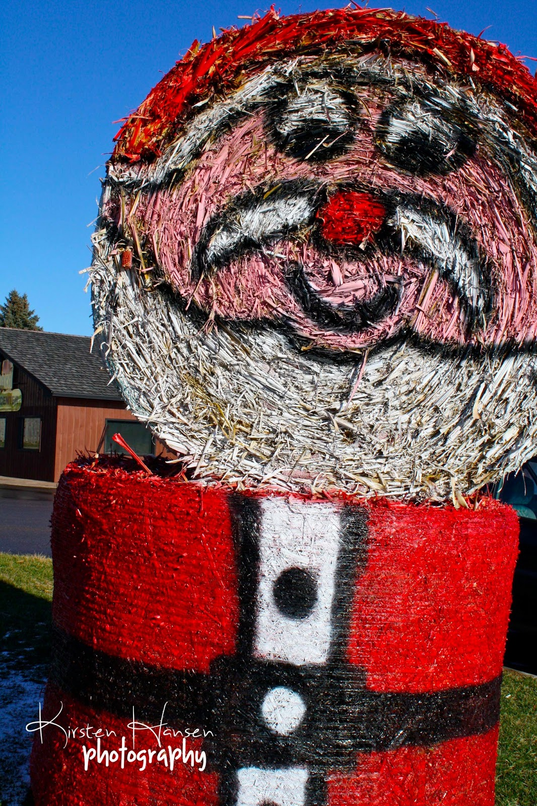 Decorating Ideas For Fall Outside Lovely Mr Scarecrow From A Round