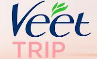 Promoção Veet Trip #muitomaislivre veettrip.com.br