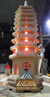 Lampu pagoda