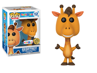 Pop! AD Icons: Geoffrey the Giraffe