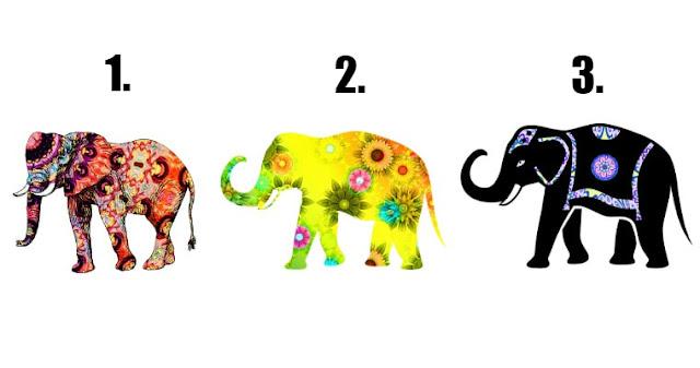 Какого слона вы бы нарисовали? Ответ покажет какой контракт с душой вы заключили