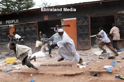 Violence in ebiraland