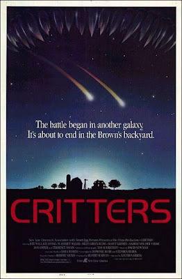 Critters 1 (1986) DVDRip Latino