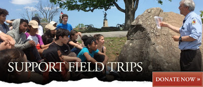 Help Us Meet the Demand for Field Trip Funding