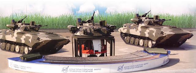 "Resultado de imagen para BMP-2 with combat module ""Berezhok"""
