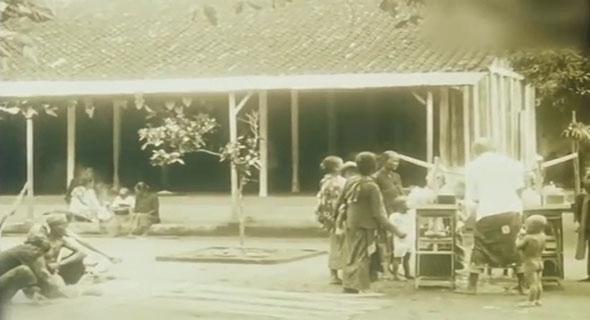 Suasana Pedesaan Jaman Dulu Saat Masih Belum Ada Yang Namanya Gadget