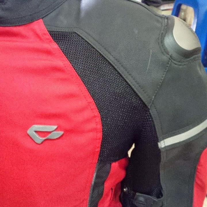 Jaket Motor Safety Kotalama  Contin Zirkon Jaket Touring Made in ... 14062c604b