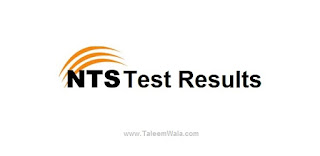 NTS Result for Govt of Punjab Vocational Training Council