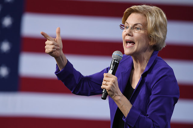 Elizabeth Warren says Government should be Allowed to Confiscate Citizens Property