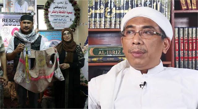 Surat Terbuka Aktivis Kemanusiaan Indonesia untuk Palestina kepada KH Yahya Cholil Staquf